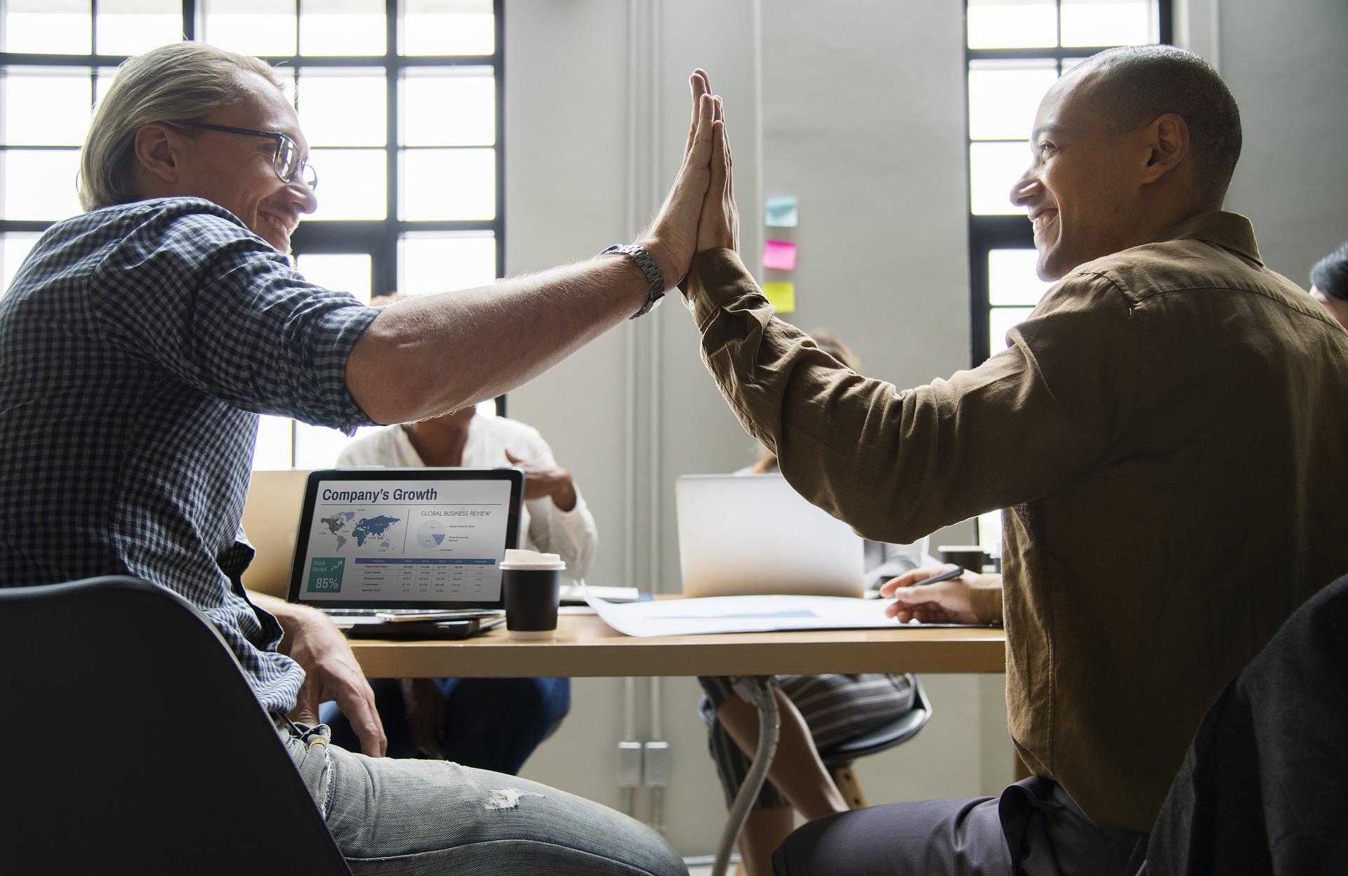 jak motivovat tým ve startupu